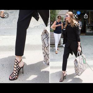 Brand New Schutz Juliana Sandals Black size 36